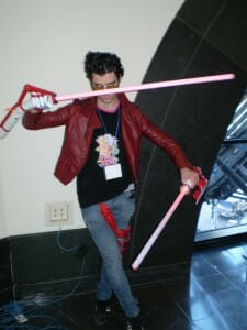 Travis Touchdown - Cosplay