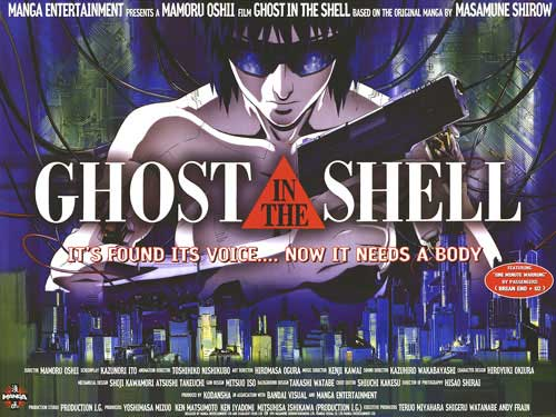 Landmarks: Ghost in the Shell