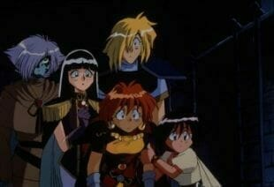 Off Night Anime: The Slayers, Episode 19