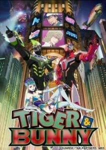 Tiger and Bunny 01