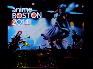 Anime Boston 2011: Stereopony Concert