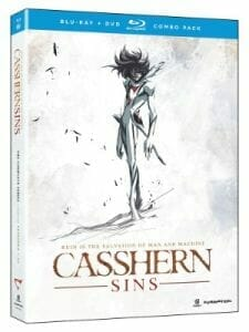 Herald Views: Casshern Sins
