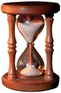 A Ticking Timer To Convention Season