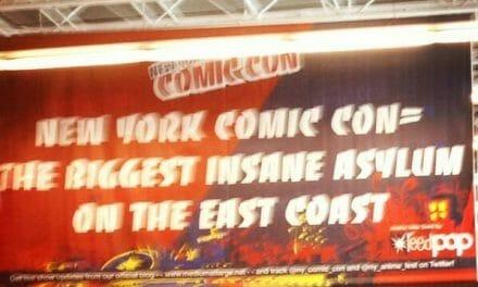 New York Comic Con: We are Con-querors