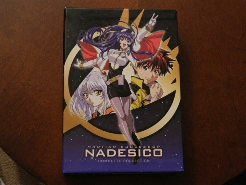 DVD Teardown: Martian Successor Nadesico