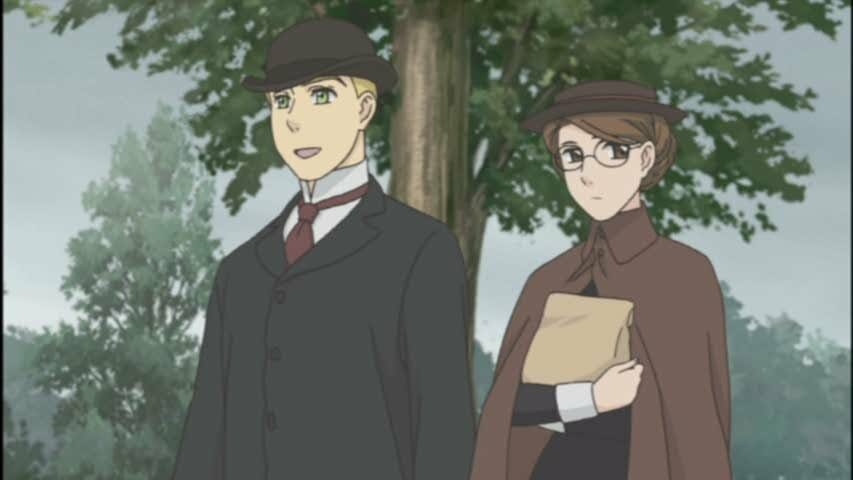 Ted Lewis Plays William In Nozomi's Emma: A Victorian Romance Dub