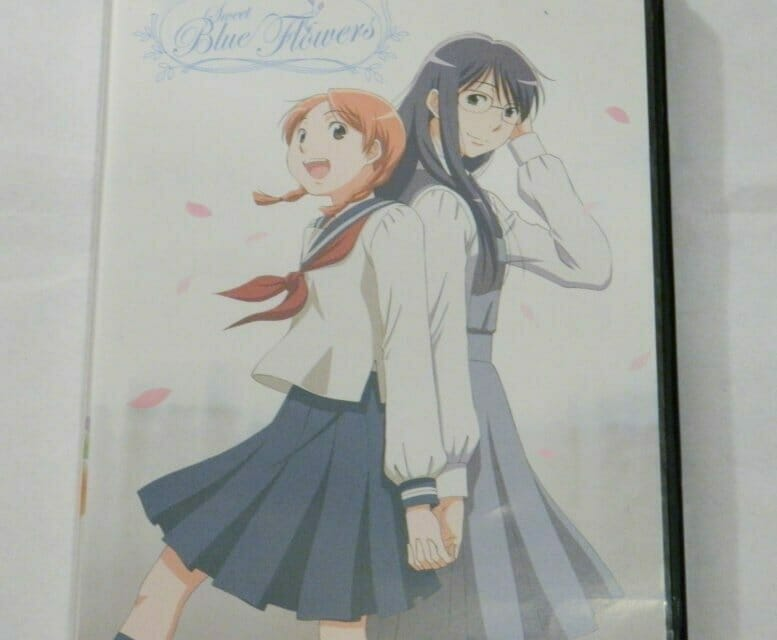 DVD Teardown: Sweet Blue Flowers (Aoi Hana)