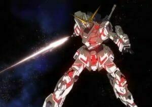 Gundam Unicorn 001