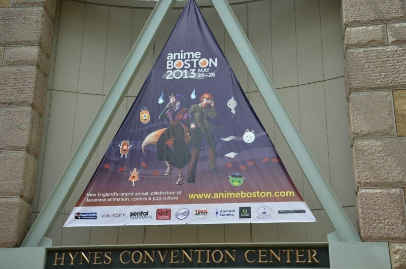 Anime Boston 2013: Closing, and Our Thanks