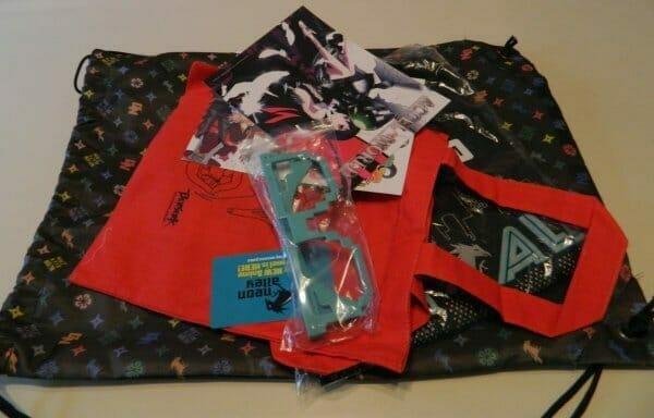 Second Shot: Win a Viz Media Anime Expo Prize Pack!