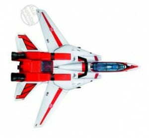 Hasbro's Jetfire-Colored Skystriker Toy from Comic-Con 2013