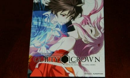 DVD Teardown: Guilty Crown 1 & 2 (Press Kit)