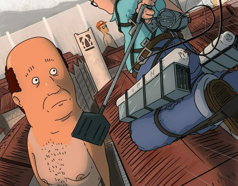 Randomness: Attack on Titan Meets King of the Hill