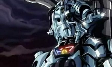Apparently, Doctor Who Has An Anime (Kinda) – Who Knew?