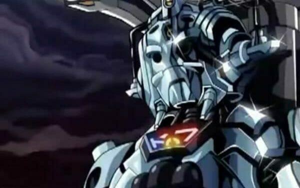 Apparently, Doctor Who Has An Anime (Kinda) – Who Knew?