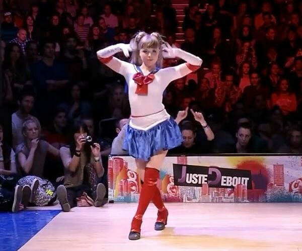 Who Else Wants to See Sailor Moon In A Dance-Off?