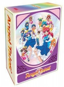Angel Tales Complete Set Boxart
