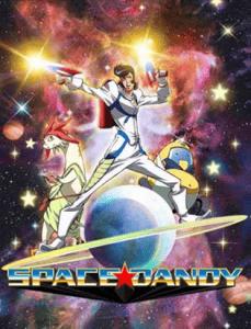 Space Dandy Key Art - 20131025