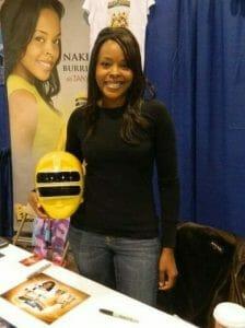 Zeo Ranger Two! Yellow! Interview with Nakia Burrise