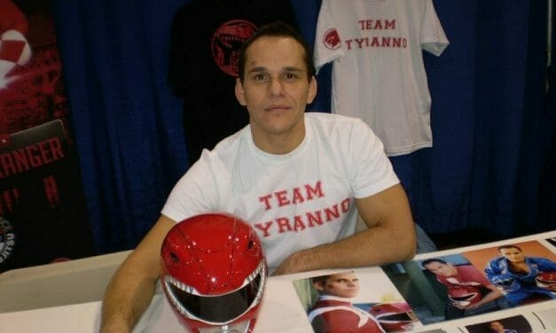 It's Morphin' Time! Interview with Red Ranger Steve Cardenas