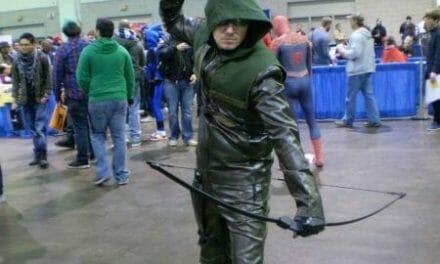 Rhode Island Comic Con 2013: Photos From the Show Floor