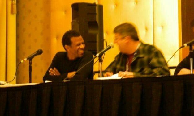 RI Comic Con 2013: Voice Over Panel
