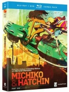 The Shredder: Michiko & Hatchin