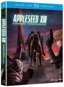 Appleseed XIII Boxart