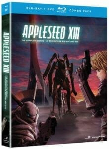 The Shredder: Appleseed XIII