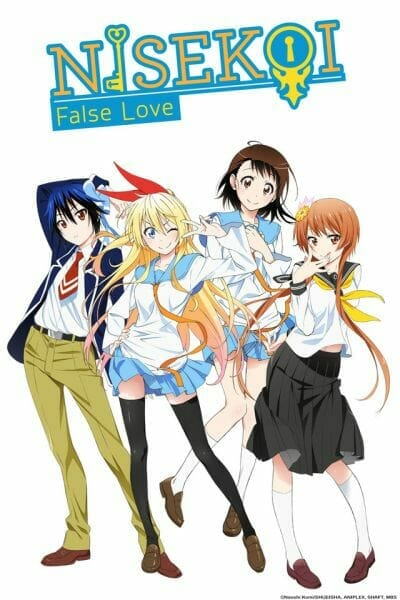 Nisekoi: Fake Romance, Real Feels
