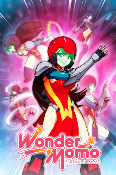 Zombified: Reboot Sees Wonder Momo Get Anime Series