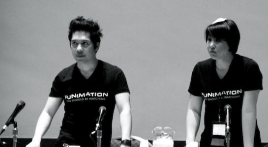 Anime Boston 2014: FUNimation Industry Panel