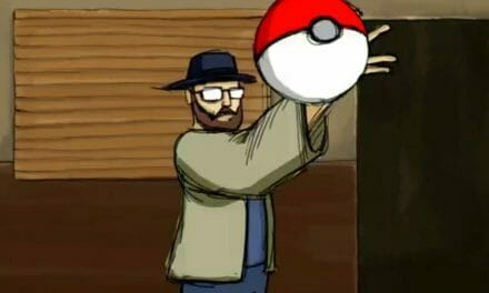 Heisenberg, I Choose You in Breaking Poke-Bad!