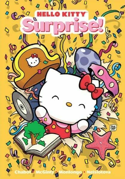 Viz Media To Release Hello Kitty: Surprise! On April 1, 2014