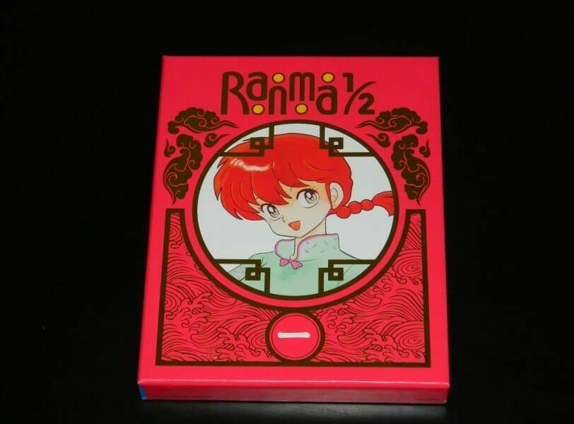 Blu-ray Teardown: Ranma 1/2 Blu-Ray Set 1
