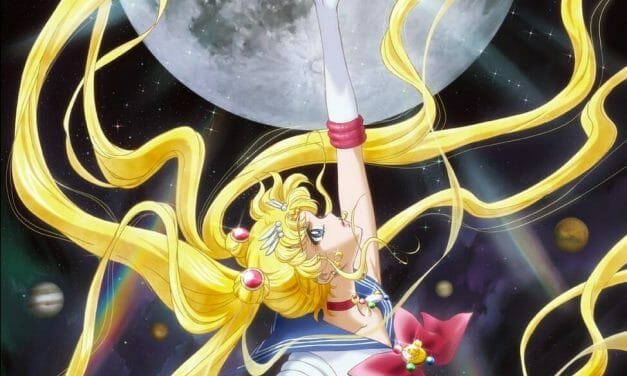 First Image For Sailor Moon Crystal Surfaces