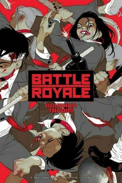 Viz Releases Battle Royale: Remastered