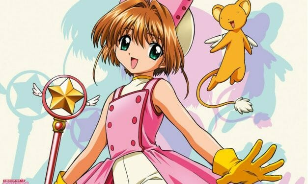 The Cards, They Are Captured! NISA Nabs Cardcaptor Sakura