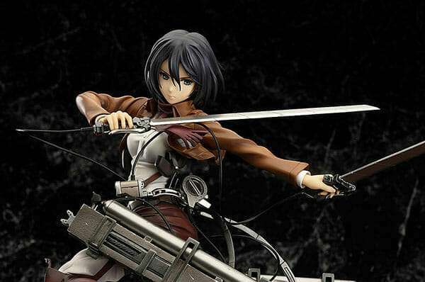 Good Smile Opens Pre-Orders For Mikasa Figure, Five Others