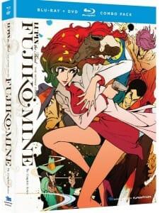 Lupin III Woman Called Fujiko Mine Boxart - 20140423
