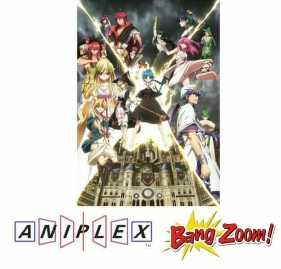 Aniplex & Bang Zoom! To Host Open Auditions For Magi Dub