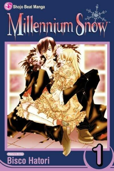 Viz Launches Millennium Snow In April Digital Manga Update