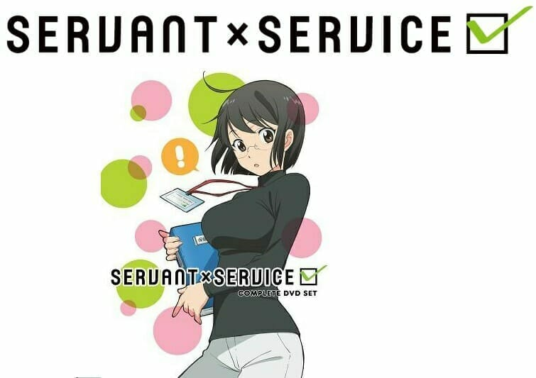 Aniplex to Release Servant x Service on DVD