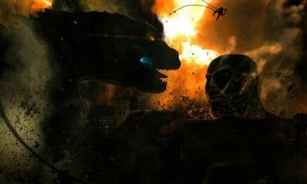 Randomness: Fans Pit Attack On Titan Against Godzilla In Art & Video