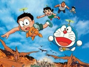 Shows like Doraemon now air during the weei on networks like Disney XD.