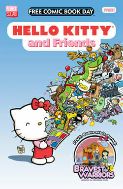 Viz To Offer Two Titles On Free Comic Book Day