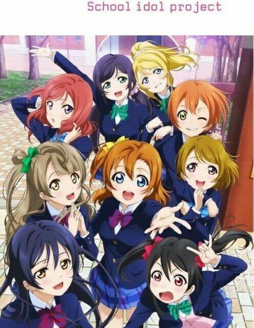 Love Live Season 1 Premium Edition Ships September 2014