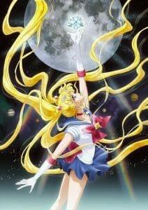 Sailor Moon Crystal KeyArt - 20140519
