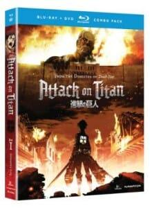 Attack on Titan Boxart