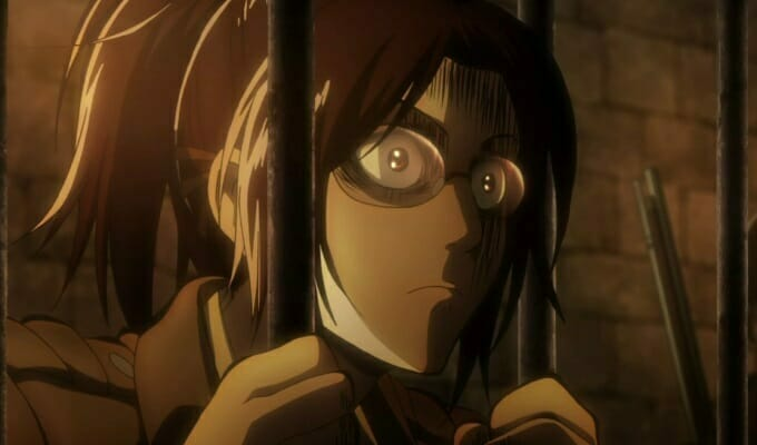 Hange Geek-Out Kicks Off Second Round of Attack on Titan Dub Cast Reveals